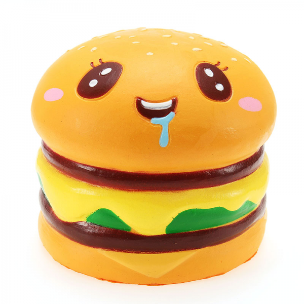 Squishy Hamburger Big Eye