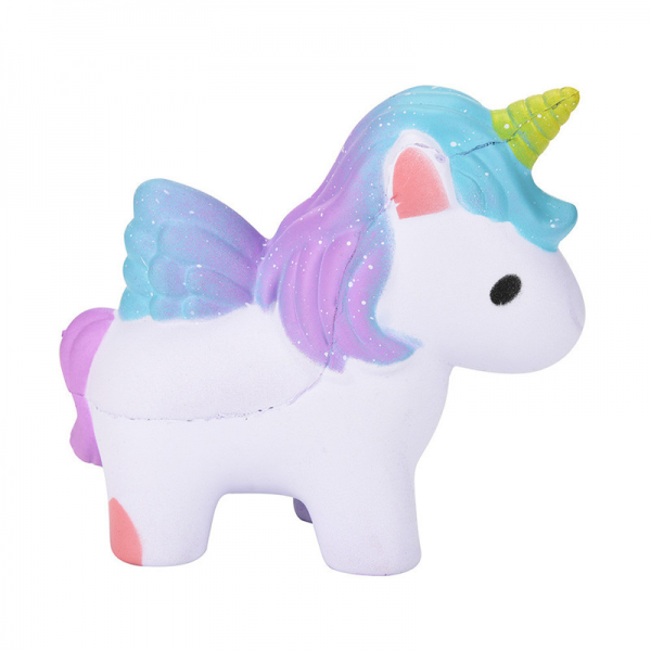 Squishy Rainbow Unicorn