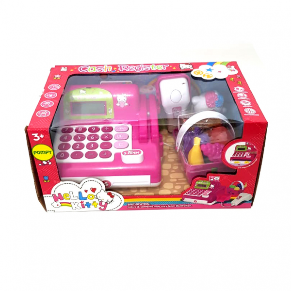 Cash Register Hello Kitty DN822-HK