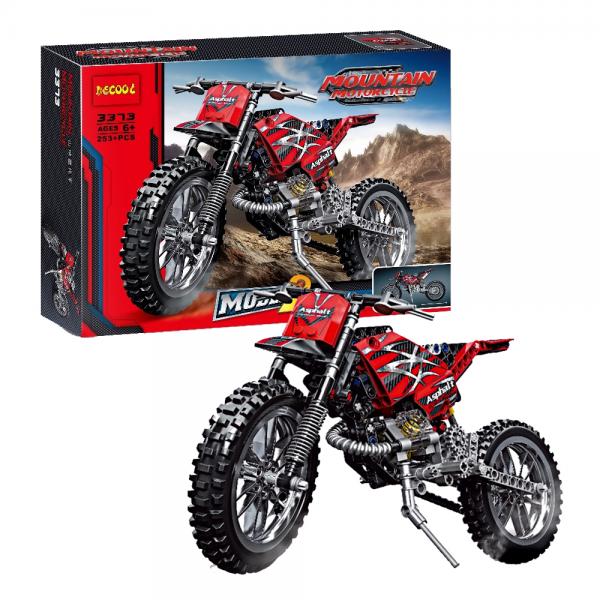 DECOOL Technic 3373 Motorbike Lego KW