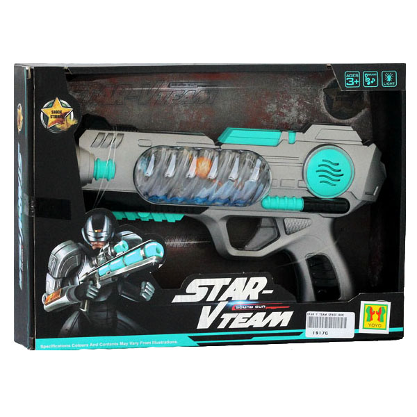 Star V Team Space Gun 1917F