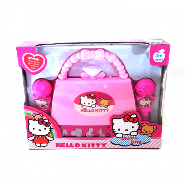 Microphone Double Hello Kitty Bag 2011B