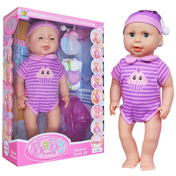 Boneka Ngompol Wee Wee Doll