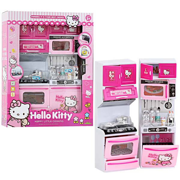 My Modern Kitchen Set Hello Kitty