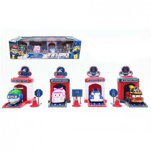 Robocar Poli Garage No.6889