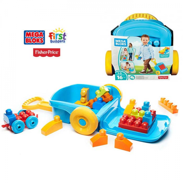 Mega Bloks Building Basics Take Along Builder