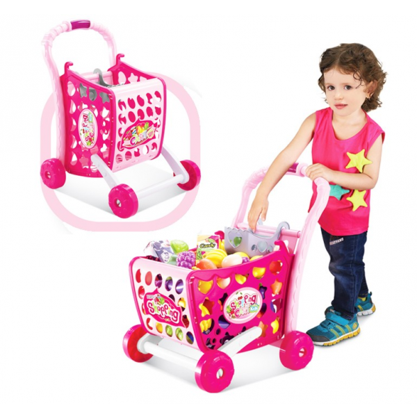 3in1 Cart Kids Shopping