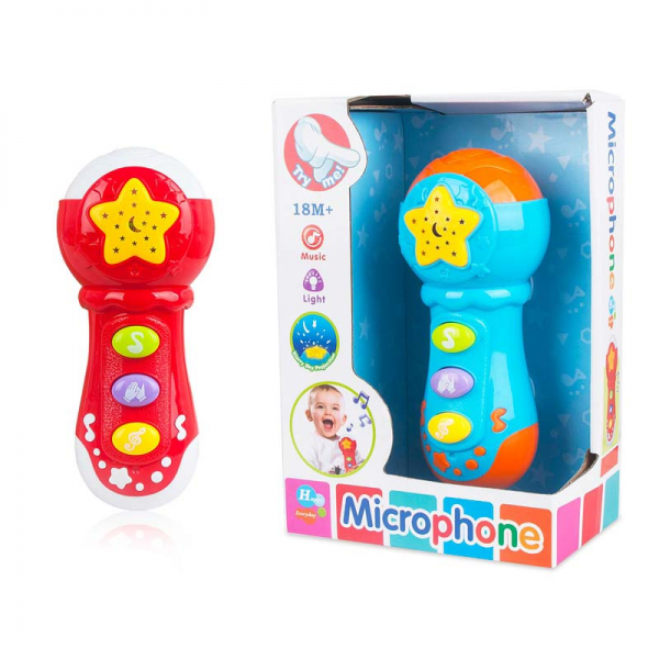 Microphone Baby 60083