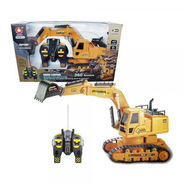 RC Excavator XM-6811L