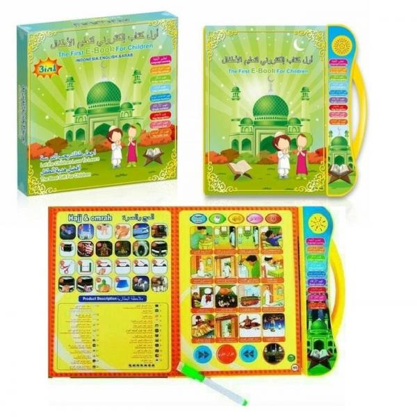 E-book Muslim 3 Bahasa