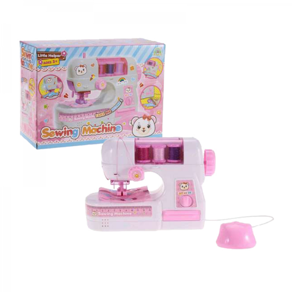 Little Helper Sewing Machine Mesin Jahit No. 8802