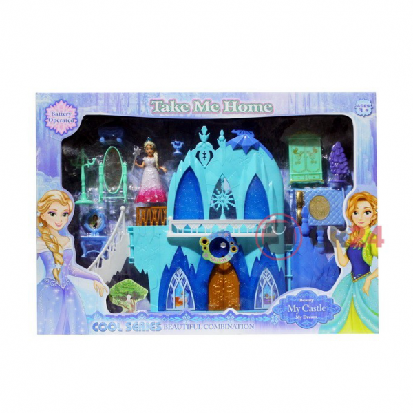 Istana My Dream Castle Frozen SG-29008
