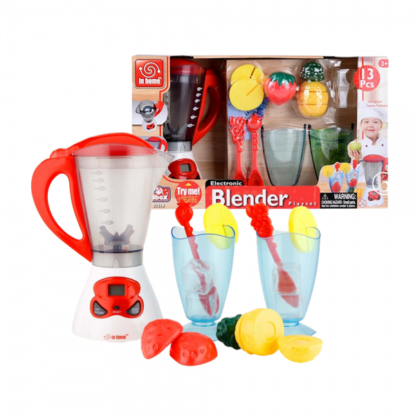 Redbox Electronic Blender Kitchen Set