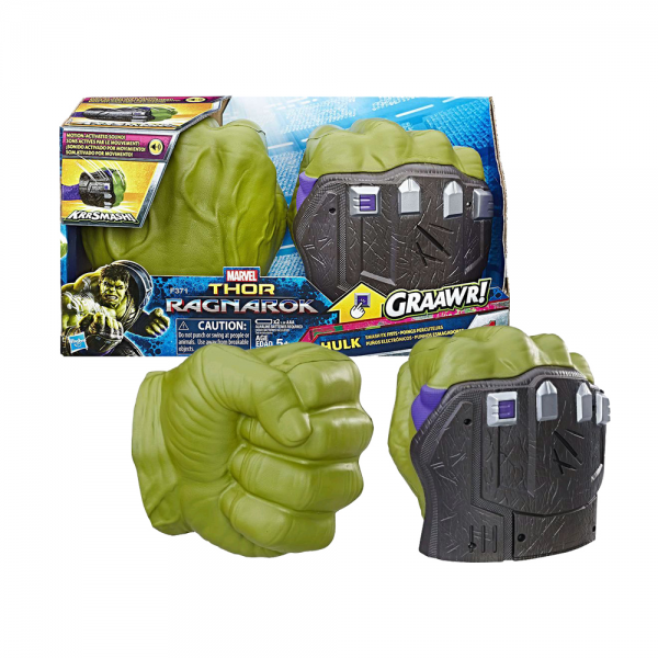 Hulk Smash FX Fists Thor Ragnarok Sarung Tinju Kostum Hulk