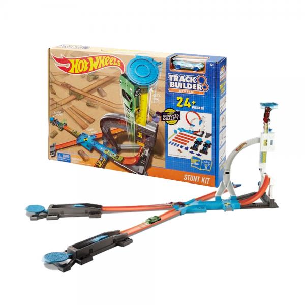 HotWheels Track Builder System Stunt Kit
