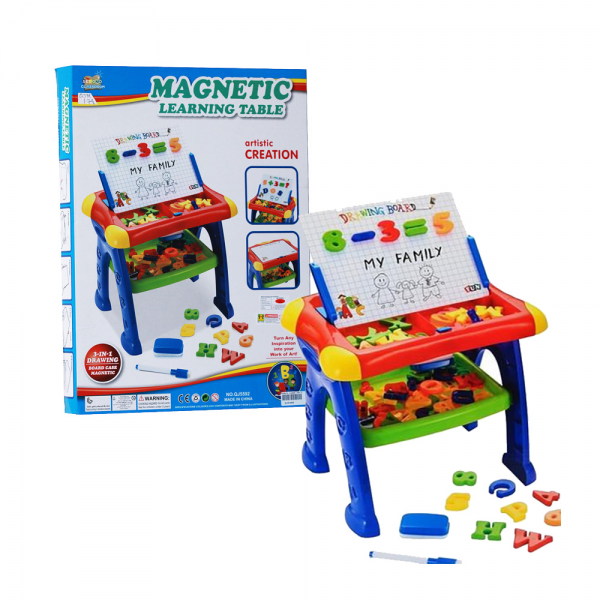 Magnetic Learning Table No.QJ5592