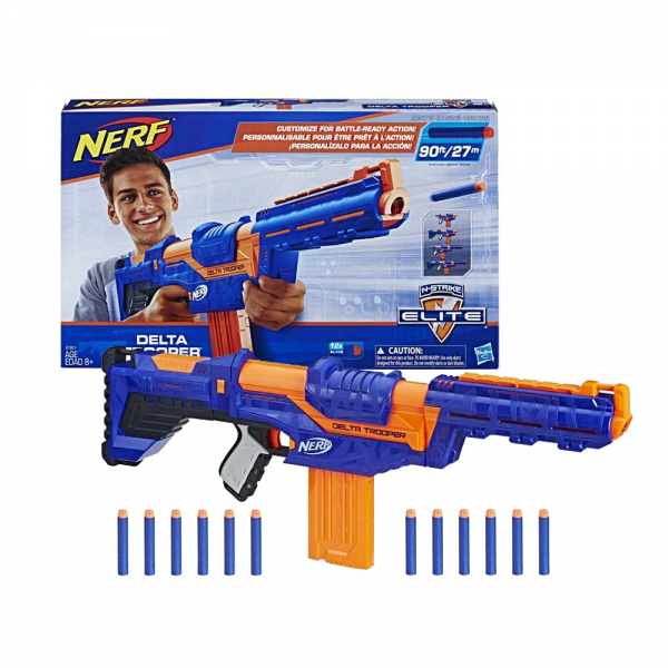 Nerf N-Strike Elite Delta Trooper Blaster Original