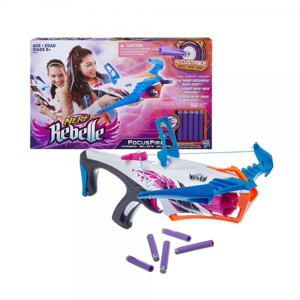 Nerf Rebelle FocusFire Crossbow Original