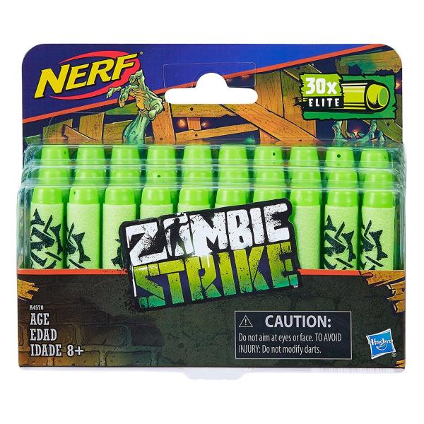 Nerf Zombie Strike Dart Refill - 30 pcs