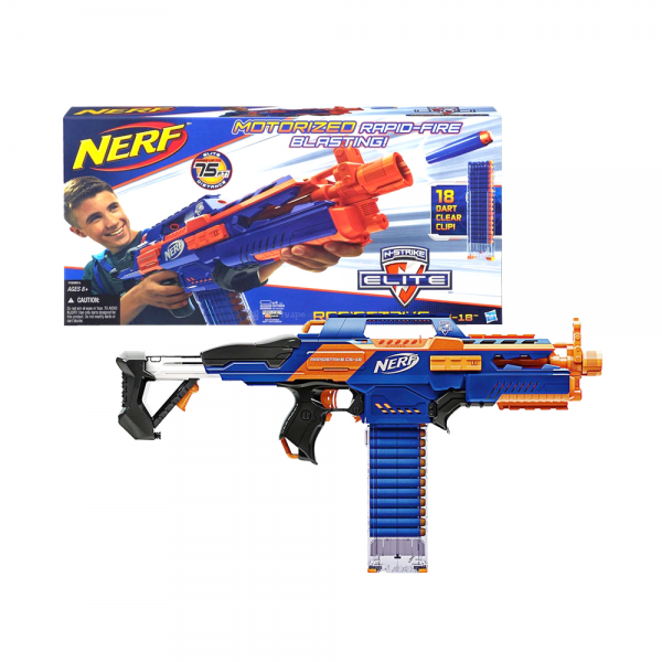 Nerf N-Strike Elite RapidStrike CS-18 Blaster Original