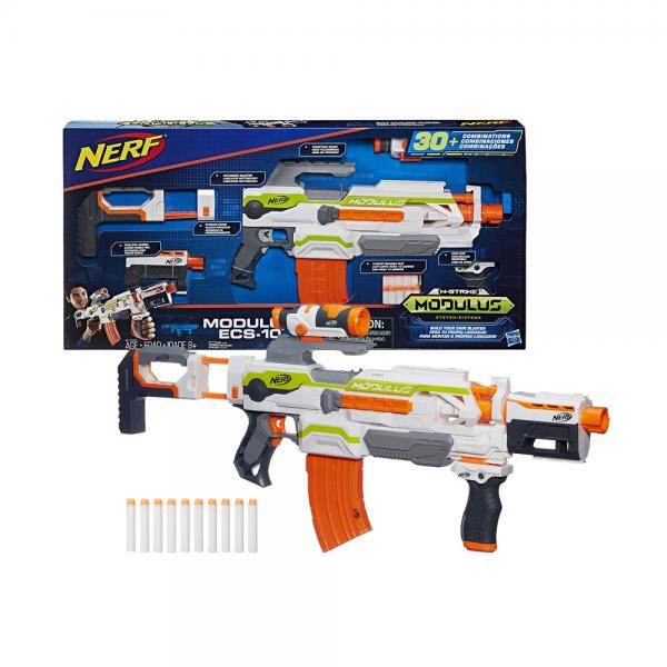 Nerf N-Strike Modulus ECS-10 Blaster Original