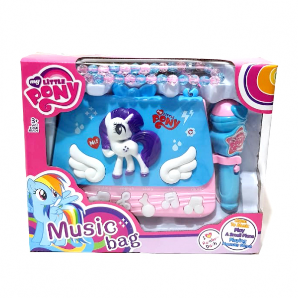 Microphone My Little Pony Music Bag 6638