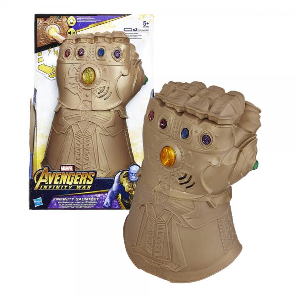 Sarung Tangan Thanos Infinity Gauntlet - Marvel Avengers Infinity War
