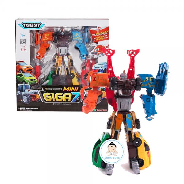 Robot Tobot Mini GIGA 7 339-7C