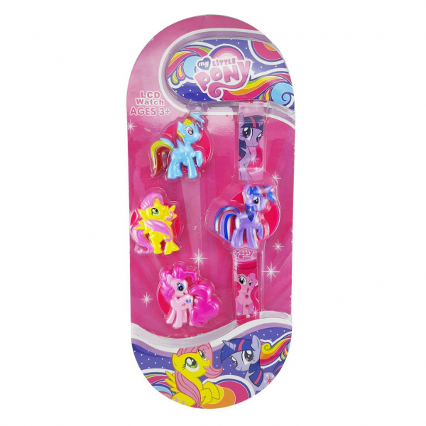 Jam Tangan Mainan Anak My Little Pony