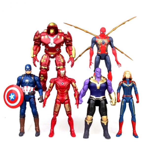 Figure Avengers End Game isi 6 pcs