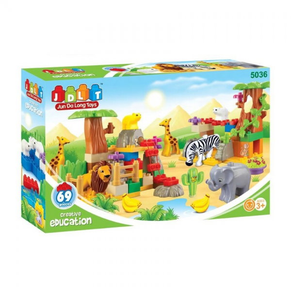 JDLT 5036 Zoo Lego Duplo KW