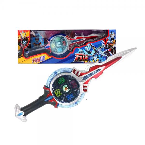 Senjata Pedang Sword Ultraman WD221-8