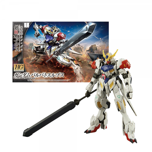 Bandai HG 1/144 Gundam Barbatos Lupus