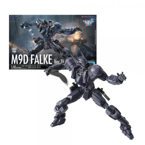 Bandai 1/60 - M9D Falke Ver. IV Full Metal Panic