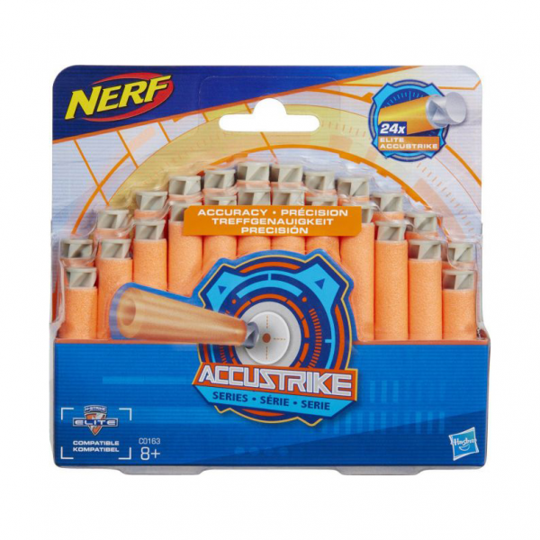 Nerf N-Strike Elite AccuStrike Series 24 Darts Refill