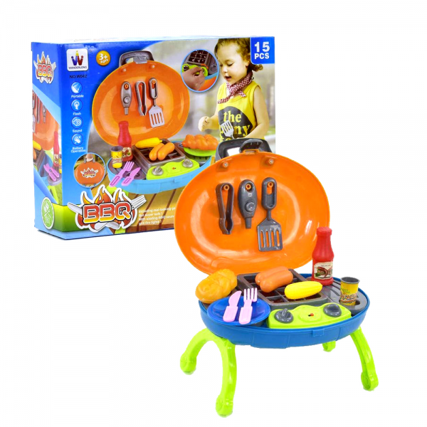 Barbeque BBQ Set W-042