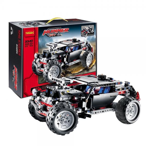 Decool Technic 3340 Hummer SUV Lego KW 8081