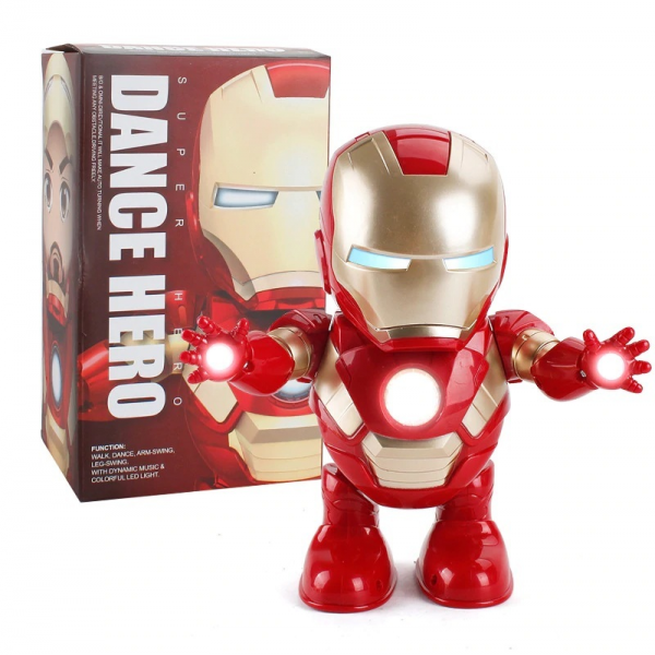 Iron Man Smart Dance Robot LD155A