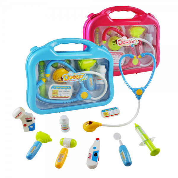 Mainan Dokter Doctor Medical Playset With Light