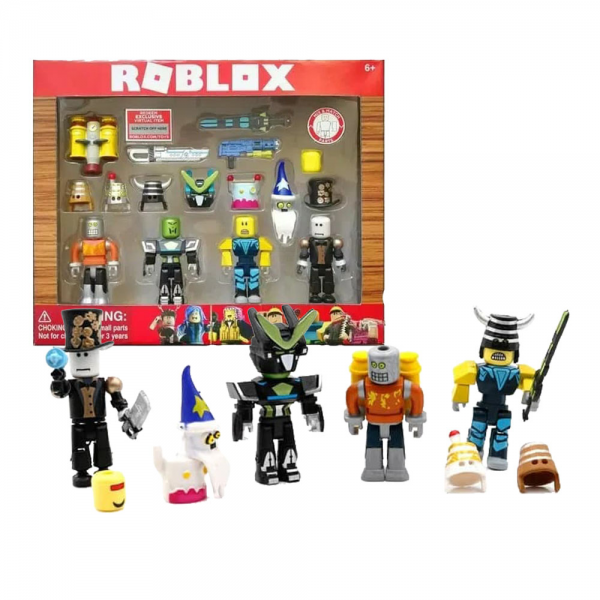 Figure Legends Of Roblox Set
