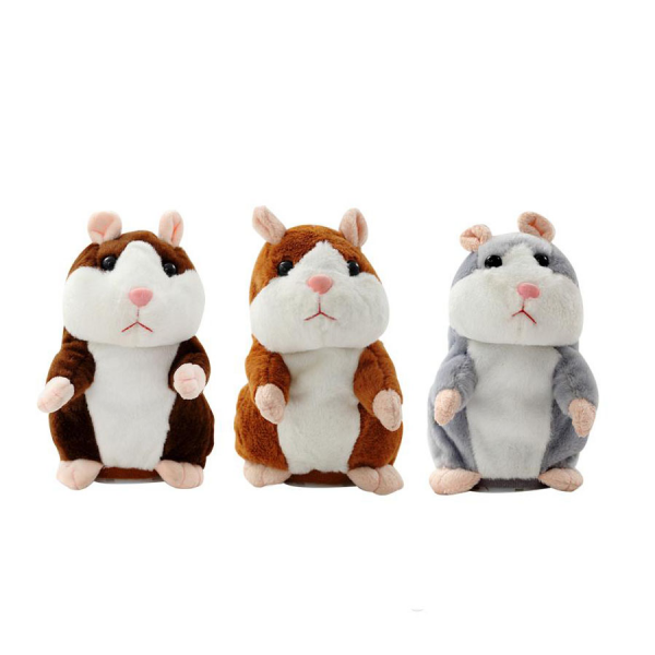 Boneka Talking Hamster