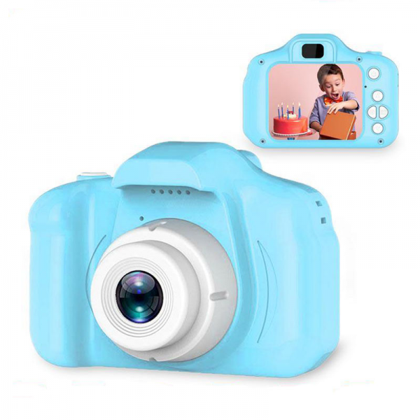 Kamera Anak Kids Kamera Digital DSLR Mini C30