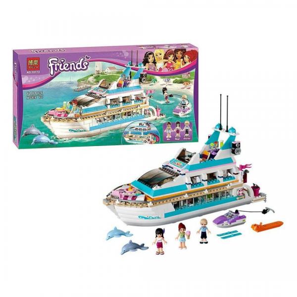 BELA Friends 10172 Dolphin Cruiser