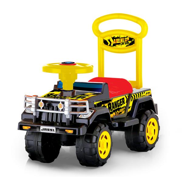 Mainan Mobil Anak Dorong Jeep Ranger JR-551