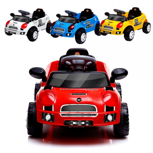Mainan Mobil Anak Dorong Mini Cooper SMC-628