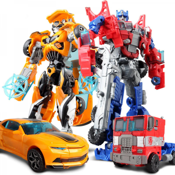 Transformers Deformation Robot Optimus Prime BumbleBee