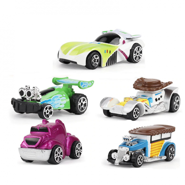 Diecast Toy Story 4 isi 5 pcs