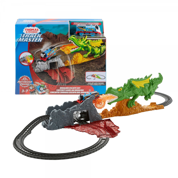 Thomas & Friends TrackMaster Dragon Escape Train Set
