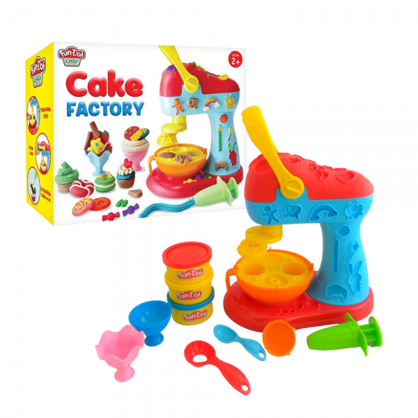 Fun-Doh Chef Cake Factory