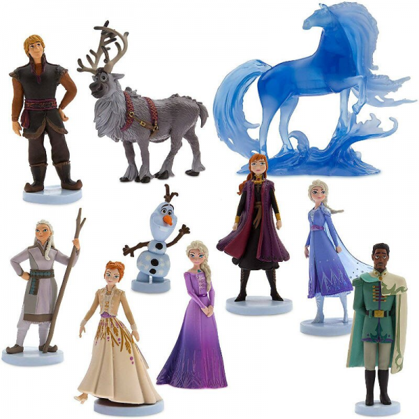 Figure Frozen 2 isi 10 pcs